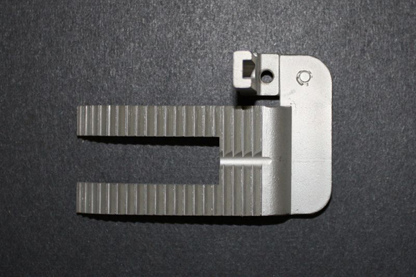 Electroless Nickel with Silicon Carbide Plating