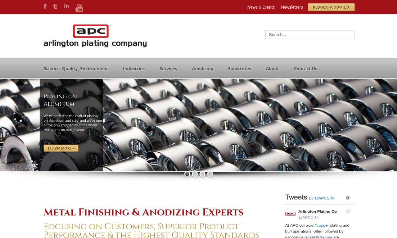 Arlington Plating Company