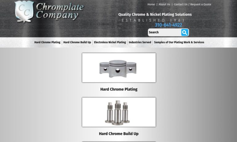 Chromplate Company