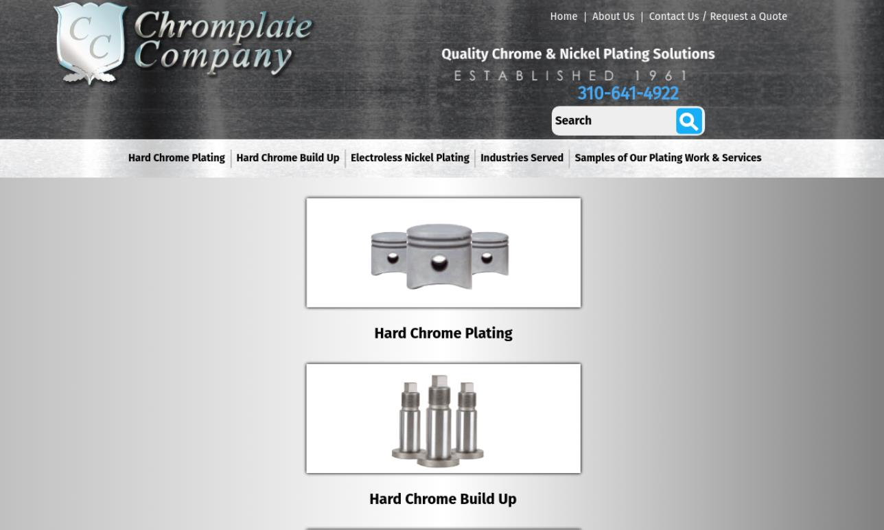 More Electroless Nickel Plating Company Listings