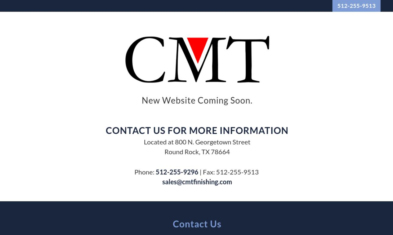 Consolidated Metal Technologies