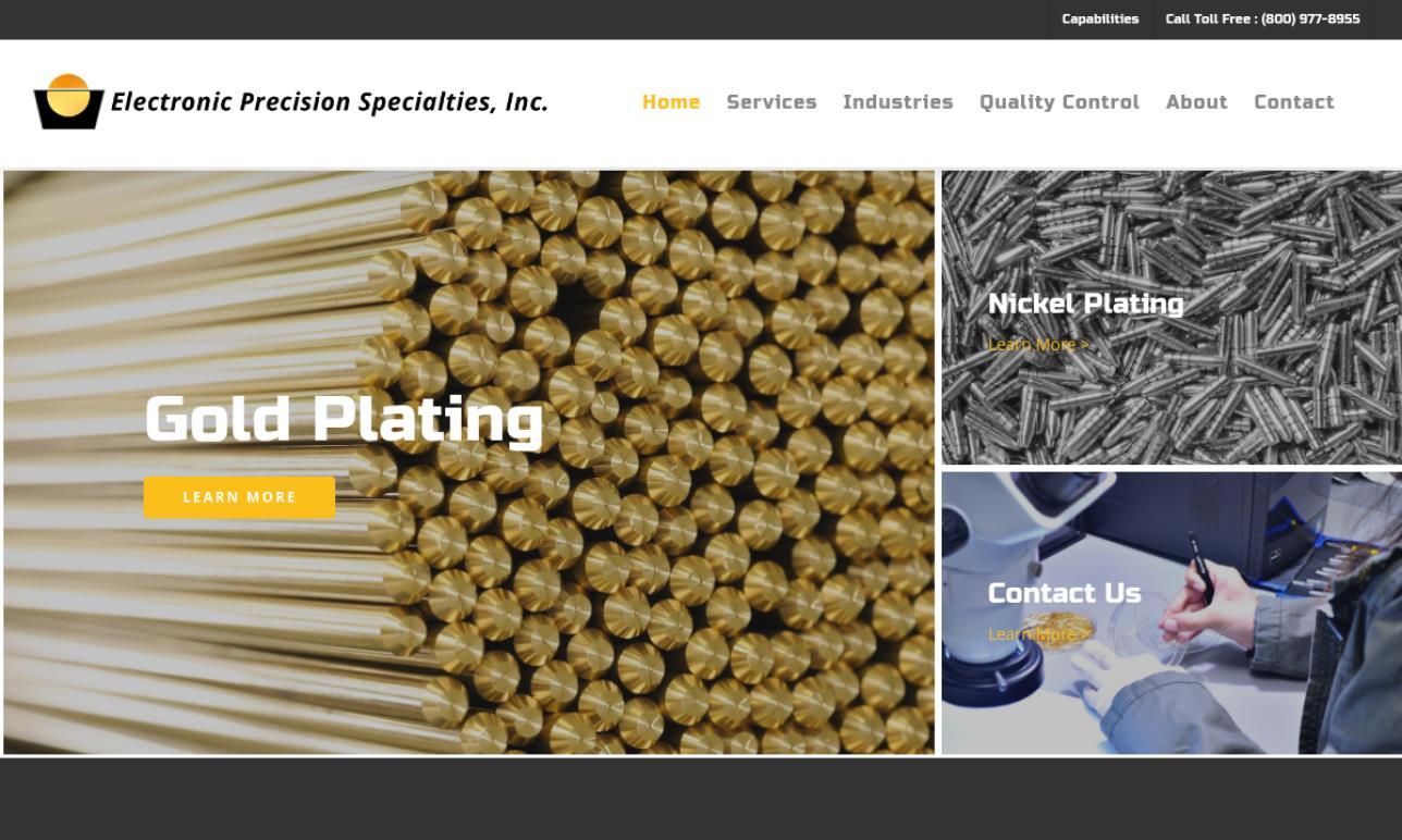 Electronic Precision Specialties Inc.