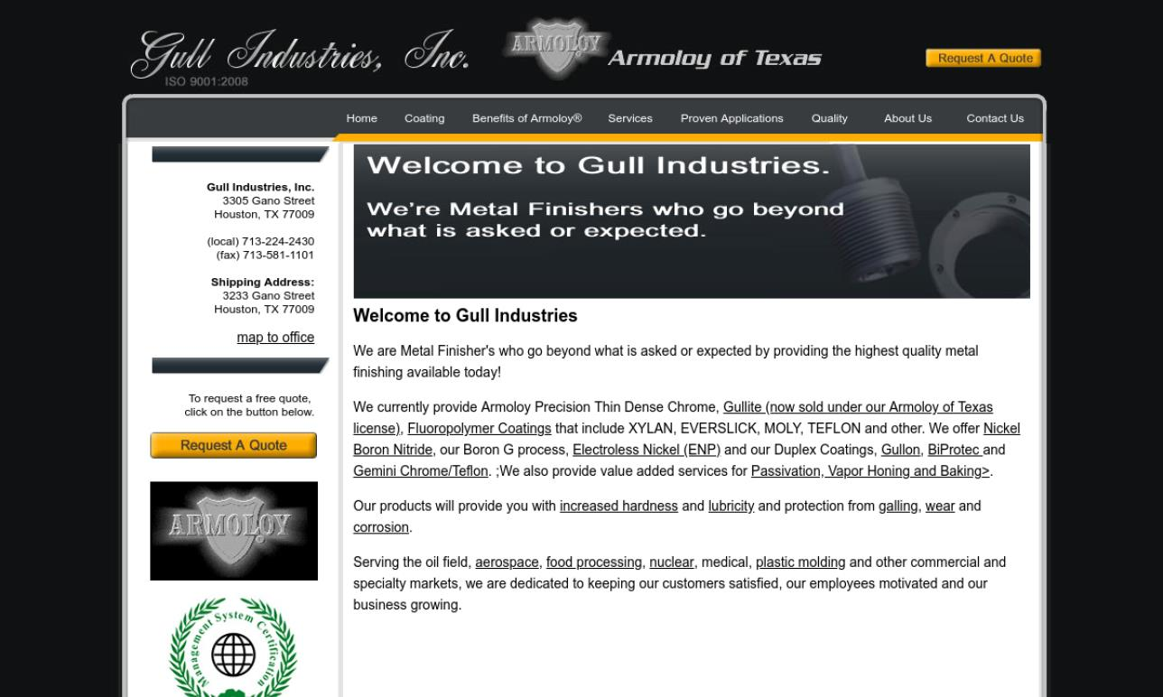 Gull Industries, Inc.