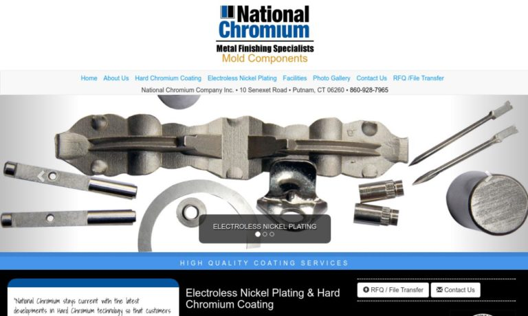National Chromium Company, Inc.