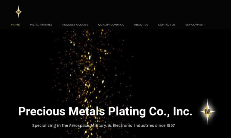 Precious Metals Plating Company, Inc.