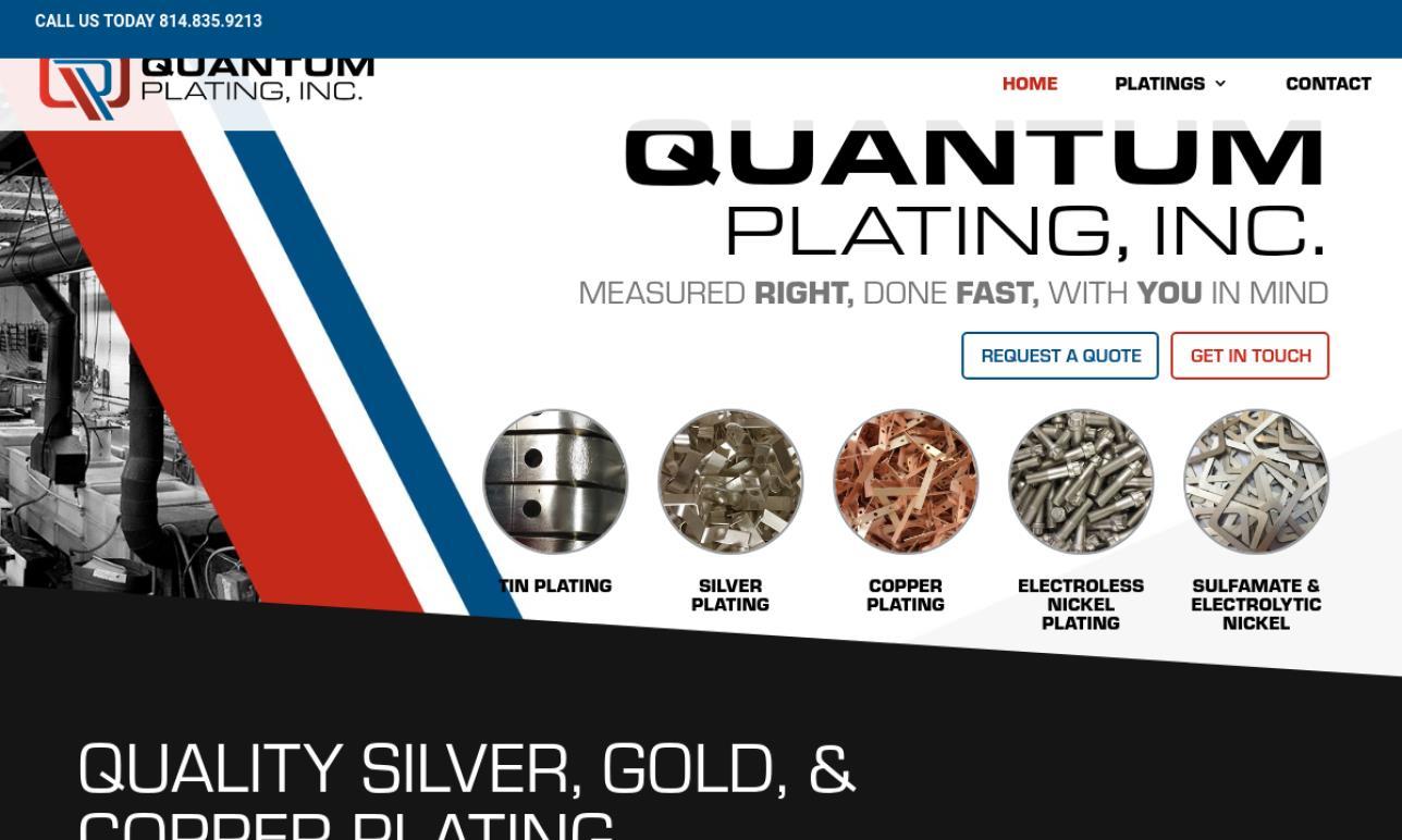 Quantum Plating, Inc.