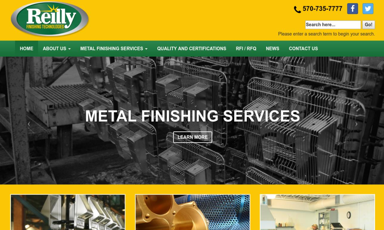 Reilly Finishing Technologies