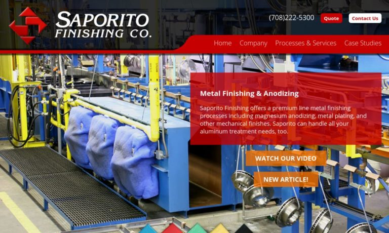 Saporito Finishing Co.