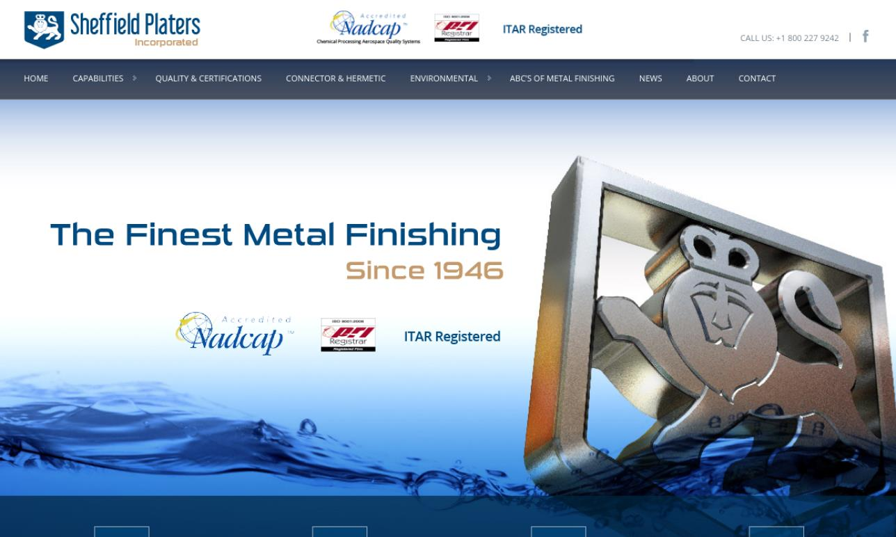 Sheffield Platers, Inc.