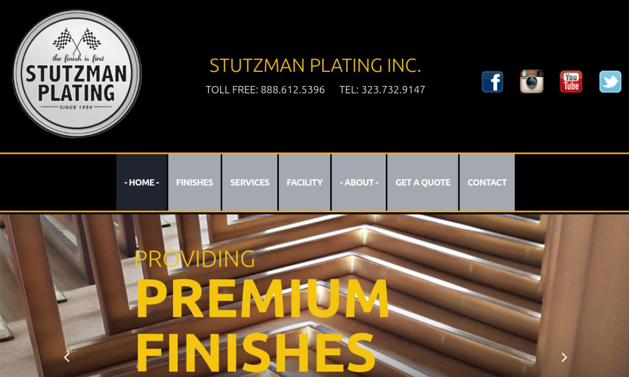Stutzman Plating, Inc.