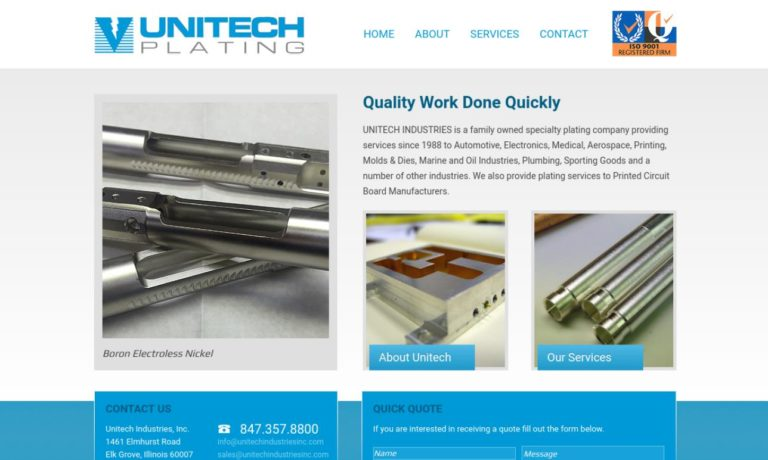 Unitech Industries, Inc.