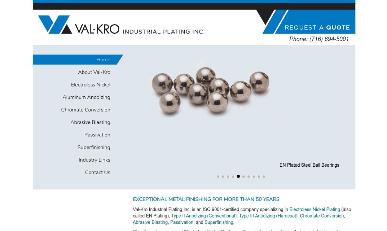 Val-Kro, Inc.