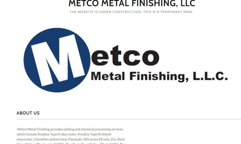 Metco Metal Finishing, LLC