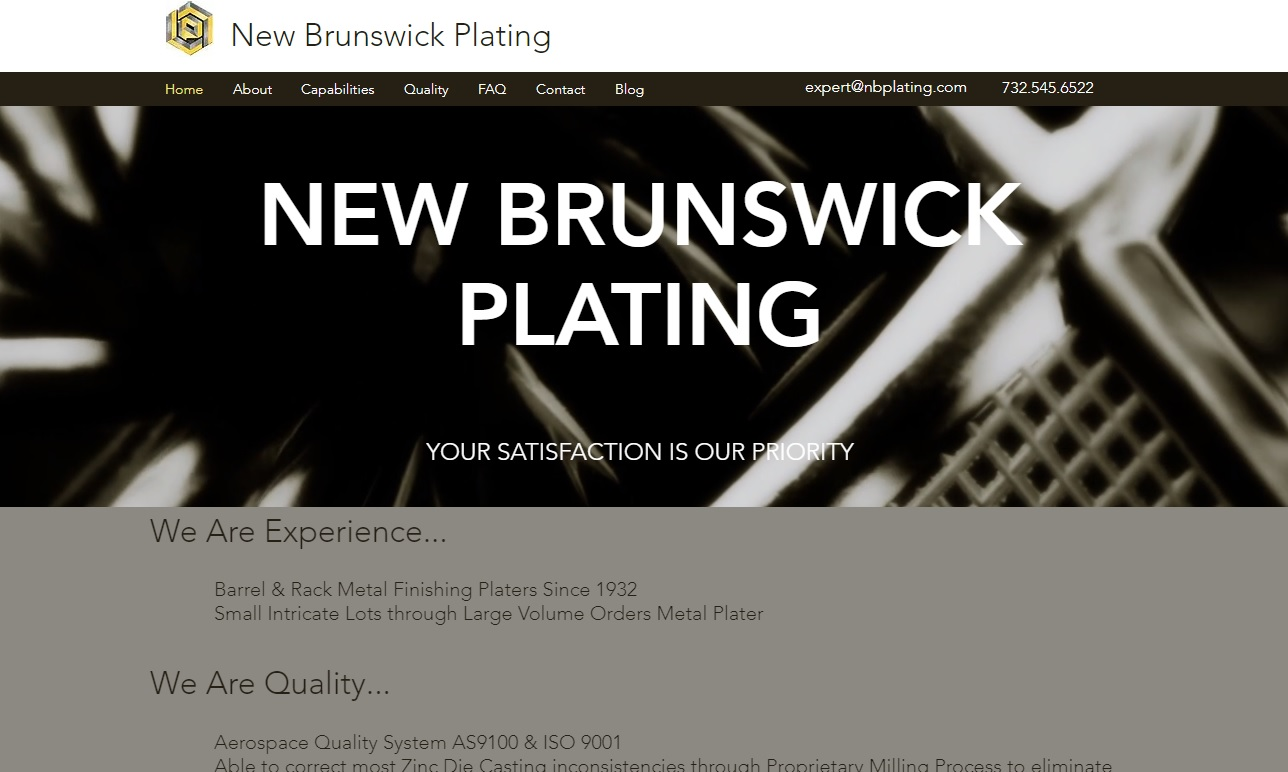 New Brunswick Plating, Inc.