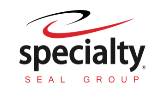 Specialty Seal Group Logo