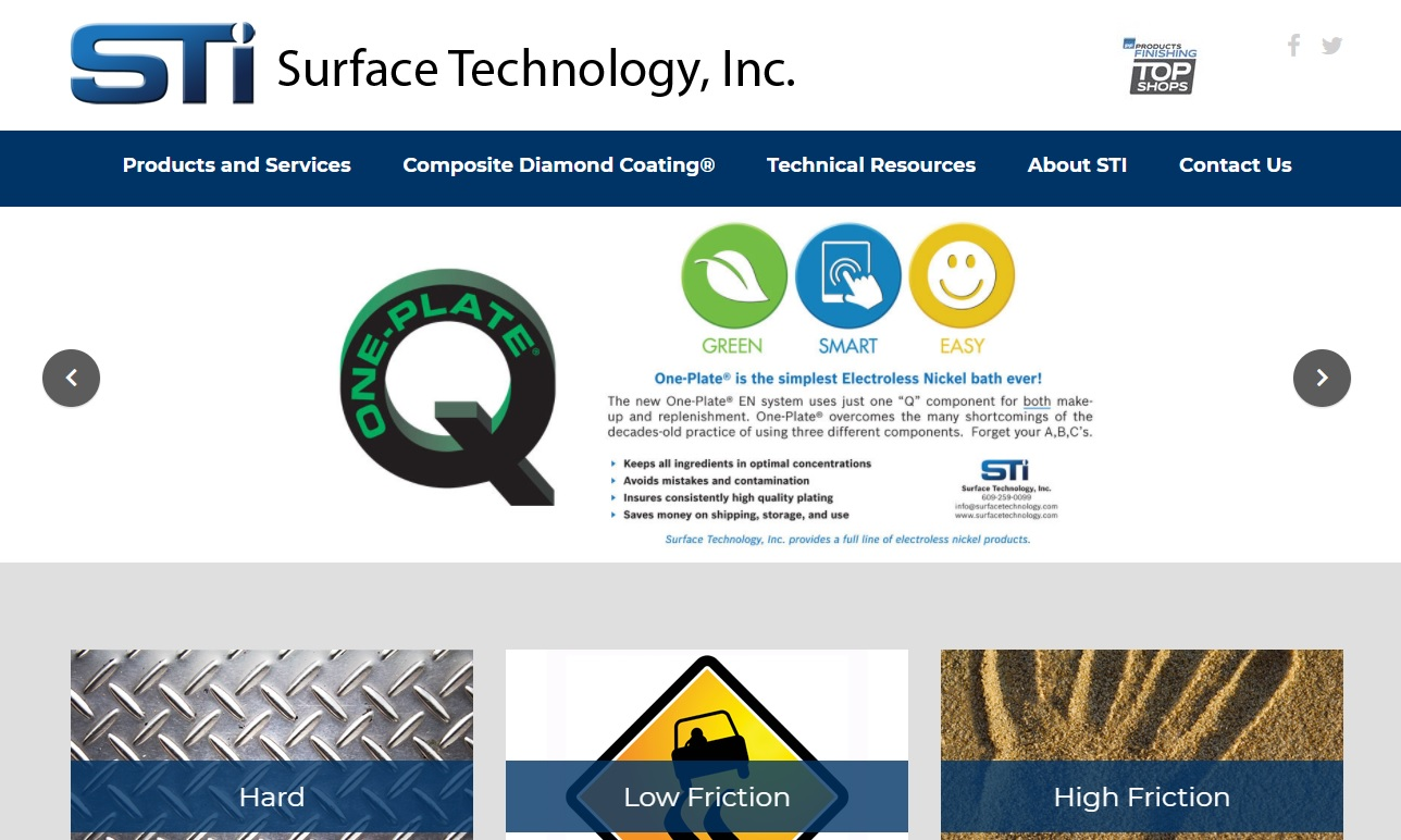 Surface Technology, Inc.